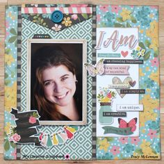My Creative Scrapbook March Main Kit Simple Stories Scrapbooking, Papercrafting