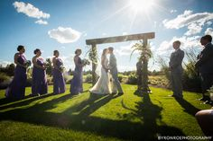 Mallory & Kyle | Mint Floral | Byron Roe Photography | Pronghorn Resort