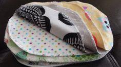 Homemade cloth baby wipes 10/pk by EmilyNicoleBabyWipes on Etsy, $10.00