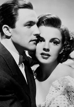 Gene Kelly & Judy Garland - For me and My Gal, 1942.
