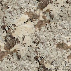 Revealing a combination of white rock and translucent quartz, Alaska granite is a stunning material used on kitchen countertops.