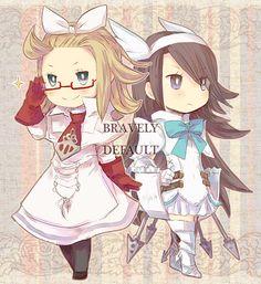 Edea & Agnes