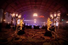 Oh if only I could get my hands on a space like this! Hotel Del Coronado, Mish Mash, Holiday Ideas, Centerpieces, Party Ideas, Hands, Ceiling Lights, Halloween, Space