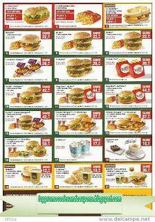 graphic regarding Taco Bell Printable Menu called 50 Easiest Taco Bell Discount codes September 2017 photographs Mcdonalds