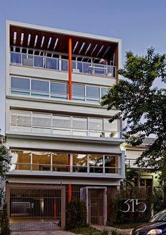 Edifício Amélia Teles, 315,© André Cavalheiro