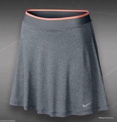 Nike high waisted tennis skirt. ♔☯☽kkyliewisee on pinterest☾☯♔