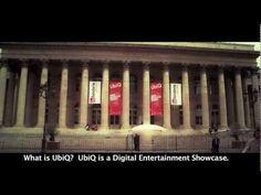 Watch the Best of UbiQ Paris: Digital Entertainment Showcase Now!!