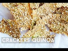 Easy Snacks - Easy Snacks You'll Want To Make Again And Again Crack Crackers, Crackers Appetizers, Club Crackers, Butter Crackers, Healthy Cooking, Healthy Recipes, Christmas Crackers, Easy Snacks, Sin Gluten