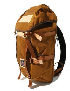 Master-Piece (MSPC) x Beams – Day Pack