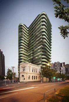 Royal Elizabeth // 690-694 Elizabeth Street, Melbourne // Client: PDG Corporation Pty Ltd // Architect & Interior Designer: Elenberg Fraser