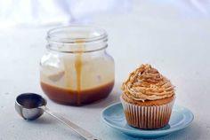 Gluten Free Refined Sugar Free Salted Caramel Cupcakes Recipe