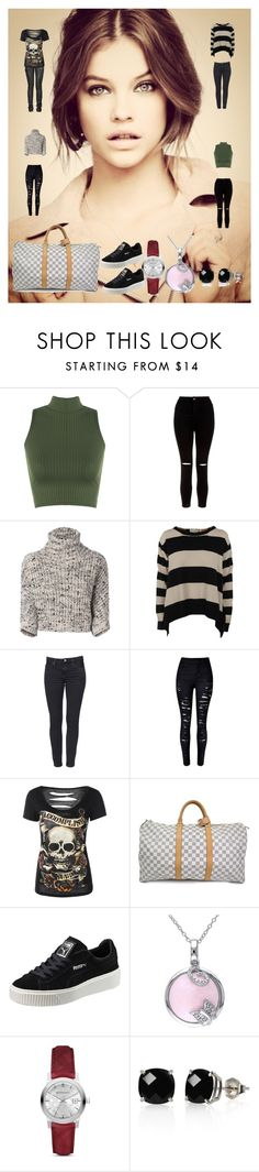 """""""Travel"""" by edella-edythe ❤ liked on Polyvore featuring WearAll, New Look, Brunello Cucinelli, STELLA McCARTNEY, Louis Vuitton, Puma, Amour, Burberry and Belk & Co."""