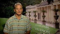 Bill Murray on playing FDR, rooting for Cubs and White Sox #video