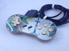 Custom #SNES controller
