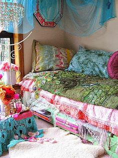 Bohemian Day Bed
