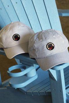 seersucker hats