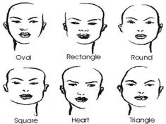 1000+ images about Hairstyles for Face Shape on Pinterest ...