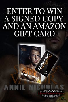 Win a $25 Amazon Gift Card or Signed Paperback from Bestselling Author Annie Nicholas http://www.ilovevampirenovels.com/giveaways/win-10-amazon-gift-card-annie-nicholas/?lucky=69807