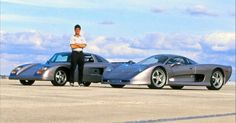 MOSLER MT 900 & CONSULIER GTP | THE STORY OF TWO SUPER SPORTS CARS