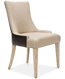 Furniture Prince Accent Chair, Quick Ship & Reviews - Furniture - Macy's Space Furniture, Dining Furniture, Prince, Baby Room Lighting, Leather Bed, Dinning Chairs, Simple Elegance, Baby Clothes Shops, Accent Chairs