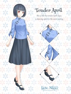 Love Nikki-Dress UP Queen. Come to play Love Nikki, a dressing up. Anime Outfits, Boy Outfits, Casual Outfits, Fashion Outfits, Vintage Style Shoes, Nikki Love, Boys Clothes Style, Queen Outfit, Familia Anime