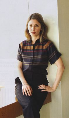 Sofia Coppola http://www.hugemagazine.jp/current_top.html