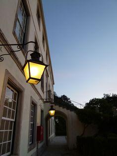 "Giardino di ""Palacio de Seteais"" (Hotel), Sintra Portugal (Luglio)"