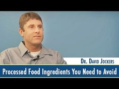 "In this video, cancer researcher Ty Bollinger speaks with Dr. David Jockers about some of the worst ingredients in processed foods that you need to stay away from. The full interview with Dr. Jockers is part of ""The Quest For The Cures Continues"" docu-series. Click through to watch the video. Please re-pin to share with your family & friends! Together we can educate the world! // The Truth About Cancer <3"