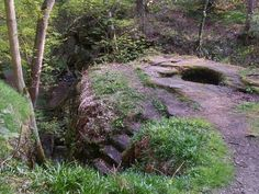 A site of pagan worship which still attracts people looking for fairies