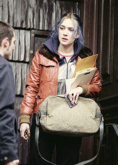 Clementine in Eternal Sunshine of the Spotless Mind (dir. Michel Gondry, st. Jim Carrey, Kate Winslet)