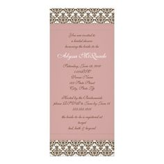 Dealspink damask bridal shower invitationWe have the best promotion for you and if you are interested in the related item or need more information reviews from the x customer who are own of them before please follow the link to see fully reviews