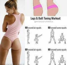Legs and butt workout at home. Experience the World's Largest Library of Audiobooks. Get Free Access to Exclusive Fitness & Weight loss programs and more! Listen in the Audible app. Fitness Workouts, Toning Workouts, Butt Workout, At Home Workouts, Fitness Tips, Fitness Motivation, Yoga Exercises, Daily Workouts, Free Workout Plans