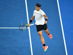 Thắng xuất sắc Raonic Nadal gặp Dimitrov ở Bán kết