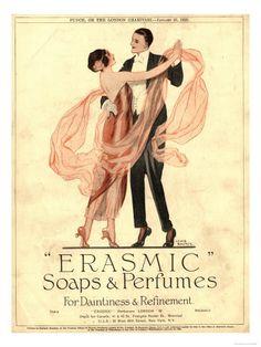 Erasmic Soap Perfume