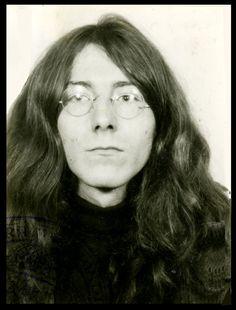 Jeune bruxellois voyageur, en partance pour l'Orient en 1973.