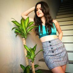 Laura Marano, Waist Skirt, High Waisted Skirt, Leather Skirt, My Life, Skirts, Instagram, Plants, Image