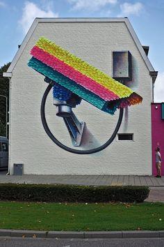Wall art nederland
