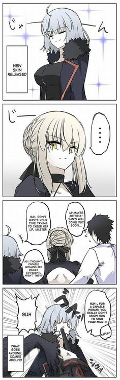 Picture memes by Gudao - iFunny :) Fate Jeanne Alter, Naruto Minato, Fate Stay Night Anime, Fate Servants, Fate Anime Series, Fate Zero, Cool Animations, Type Moon, Marvel Funny