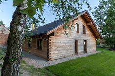 Roubenka na vesnici - Cedar home s.r.o. - roubenky, dřevostavby, wood spa