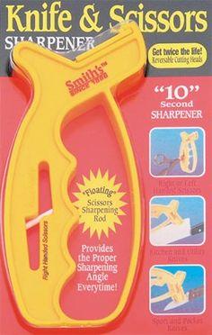 Smiths Knife and Scissors Sharpener