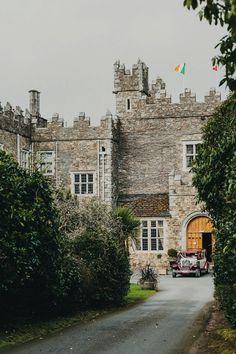 Waterford Castle Wedding in Ireland | Fly Away Bride