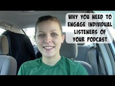 Why You Need to Engage Individual Listeners of Your Podcast | Interview Connections TV