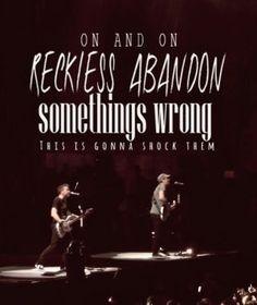 blink-182: Reckless Abandon