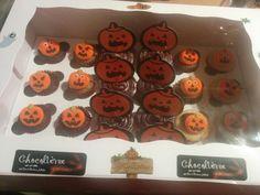 Cupcake halloween!! :)