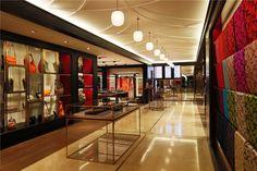 Shanghai Tang Cathay Mansion flagship store by Design MVW, Shanghai - China