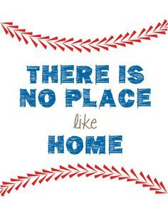 there is no place like home (baseball) - Google Search
