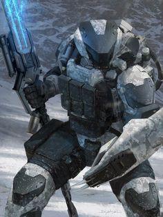 bulky robot