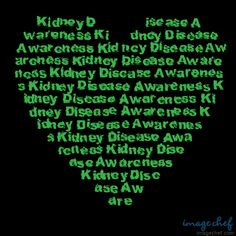 kidney disease awareness