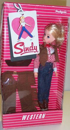 Western Sindy Blond