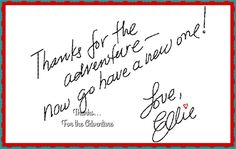 Thanks For The Adventure Wording Carl and Ellie from Up Digital Embroidery Machine Applique Design File 4x4 5x7 6x10 by Thanks4TheAdventure on Etsy